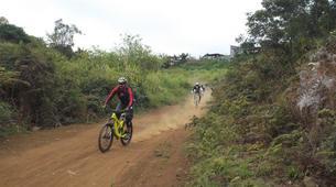 Vélo de Descente-La Réunion-Descente VTT du Mont Maïdo, Ile de la Réunion-1