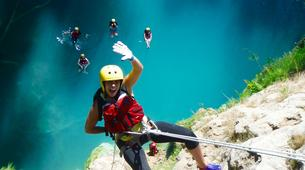 Canyoning-Huasteca Potosina-Extreme adventurous trip in the Huasteca Potosina of Mexico-1