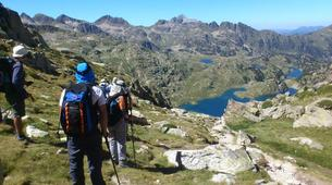 Hiking / Trekking-Spanish Catalan Pyrenees-Guided trekking tour around the natural parks of the Catalan Pyrenees-2