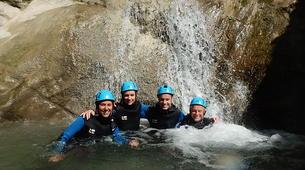 Canyoning-Annecy-Canyon Sportif de Montmin à Annecy-5