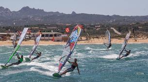 Windsurf-Porto Pollo-Windsurfing funboard courses in Porto Pollo, Sardinia-2