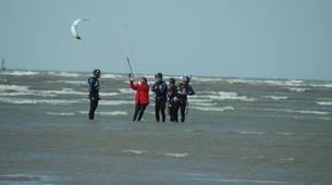 Kitesurf-Normandie-Cours de kitesurf à Cabourg-2