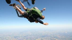 Skydiving-Maubeuge-4000m Tandem Parachute Jump in Maubeuge-4