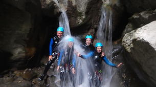 Canyoning-Annecy-Canyon Sportif de Montmin à Annecy-2