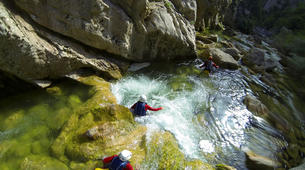 Canyoning-Omis-Cetina River Canyon in Omis-10