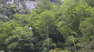 Zip-Lining-Ponga-Ziplining circuits in Ponga Natural Park-5