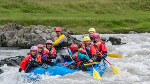 Rafting-West Glacial River-Rafting down the West Glacial River, Northwestern Region of Iceland-4