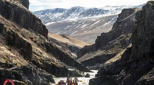 Rafting-Nord-Ouest de l'Islande-3 Day rafting trip down the East Glacial River, Northwestern Region of Iceland-5