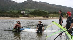 Windsurfing-Tarifa-Beginner Windsurfing courses in Tarifa-3
