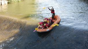 Canyoning-Spanish Catalan Pyrenees-2 Day Rafting and Canyoning trip in the Spanish Catalan Pyrenees-5