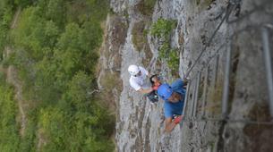 Via Ferrata-Ponga-Via ferrata itineraries for beginners in Ponga Natural Park-5