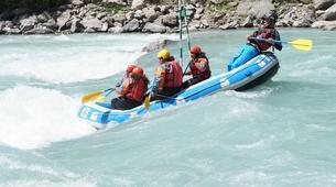 Rafting-Eygliers-Descente en Rafting de la Durance et du Guil dans le Queyras-5