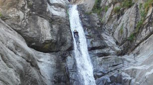 Canyoning-Céret-Canyon of Les Anelles in Ceret, near Costa Brava-2