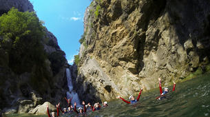Canyoning-Omis-Cetina River Canyon in Omis-1