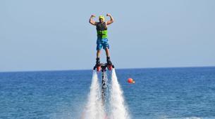 Flyboard / Hoverboard-Santorin-Flyboarding session in Santorini-1
