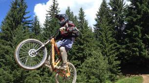 Mountain bike-Avoriaz, Portes du Soleil-Coaching privé VTT à Avoriaz-2