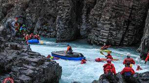 Rafting-Nord-Ouest de l'Islande-3 Day rafting trip down the East Glacial River, Northwestern Region of Iceland-3