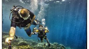 Scuba Diving-Saint-Leu-First dive in the Bay of Saint Leu-5