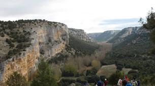 Hiking / Trekking-Turegano-Trekking in Valley of Piron in Turegano-5