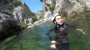 Canyoning-Omis-Cetina River Canyon in Omis-12