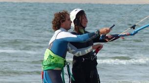 Kitesurfen-Schouwen-Duiveland-Kitesurfing lessons near Rotterdam-1