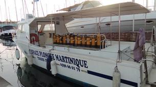 Scuba Diving-Les Trois-Îlets-Adventure dives in Martinique-3