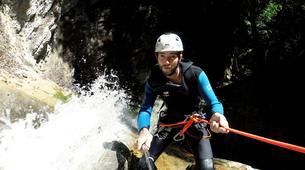 Canyoning-Annecy-Canyon Sportif de Montmin à Annecy-4