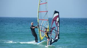 Windsurfing-Tarifa-Beginner Windsurfing courses in Tarifa-1