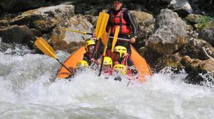 Rafting-Thonon-les-Bains-Descente en rafting de la Dranse à Thonon les Bains-3