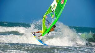 Windsurf-Porto Pollo-Windsurfing funboard courses in Porto Pollo, Sardinia-1