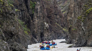 Rafting-Northeastern Region of Iceland-Whitewater excursion down the East Glacial River, Northeastern Region of Iceland-4