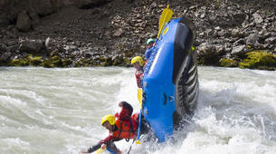 Rafting-Northwestern Region of Iceland-Extreme rafting down the East Glacial River, Northwestern Region of Iceland-6