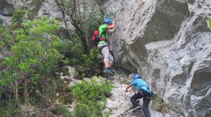 Via Ferrata-Ponga-Via ferrata itineraries for beginners in Ponga Natural Park-3