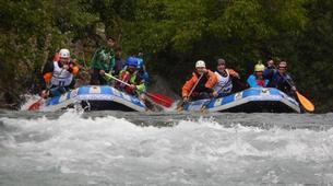 Rafting-Llavorsí-Rafting on the Noguera Pallaresa River in Catalonia-2