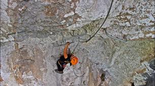 Via Ferrata-Ponga-Via ferrata itineraries for beginners in Ponga Natural Park-4