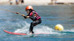 Wakeboard-Benidorm-Wakeboarding session (4 towers cable) in Benidorm, Costa Blanca-1