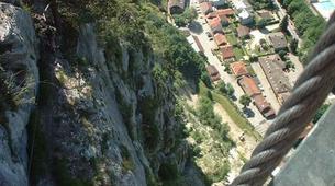 Via Ferrata-Annecy-Via Ferrata de Thônes, à côté d'Annecy-4