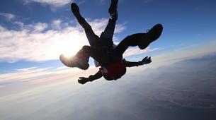 Parachutisme-Cannes-Saut en Parachute Tandem de 4000m à Cannes-5