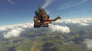 Skydiving-Maubeuge-4000m Tandem Parachute Jump in Maubeuge-6