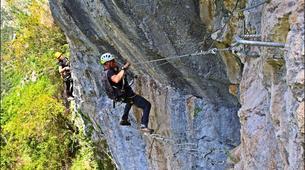 Via Ferrata-Ponga-Via ferrata itineraries for beginners in Ponga Natural Park-2