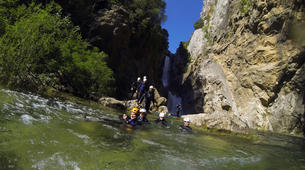 Canyoning-Omis-Cetina River Canyon in Omis-5