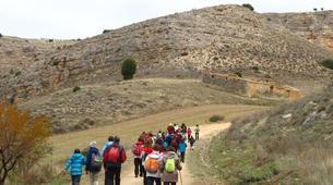 Hiking / Trekking-Turegano-Trekking in Valley of Piron in Turegano-1