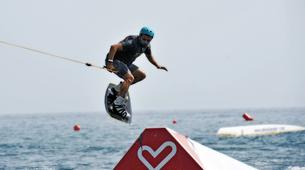 Wakeboarding-Benidorm-Wakeboarding session (4 towers cable) in Benidorm, Costa Blanca-5