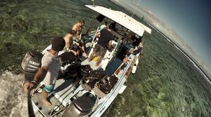 Scuba Diving-Saint-Leu-First dive in the Bay of Saint Leu-2