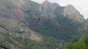 Zip-Lining-Ponga-Ziplining circuits in Ponga Natural Park-6