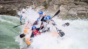 Rafting-Murillo de Gallego-Rafting activity on the Gallego River in Murillo de Gallego-5