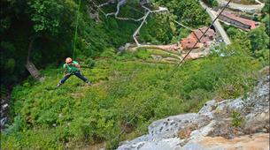 Via Ferrata-Ponga-Via ferrata itineraries for beginners in Ponga Natural Park-6