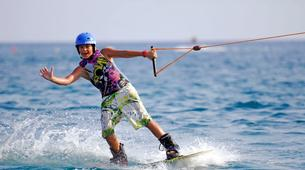 Wakeboard-Benidorm-Wakeboarding session (4 towers cable) in Benidorm, Costa Blanca-3