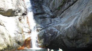 Canyoning-Céret-Canyon of Les Anelles in Ceret, near Costa Brava-5