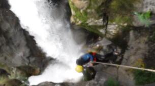 Canyoning-Lourdes-Canyon de Saugué à Lourdes-7